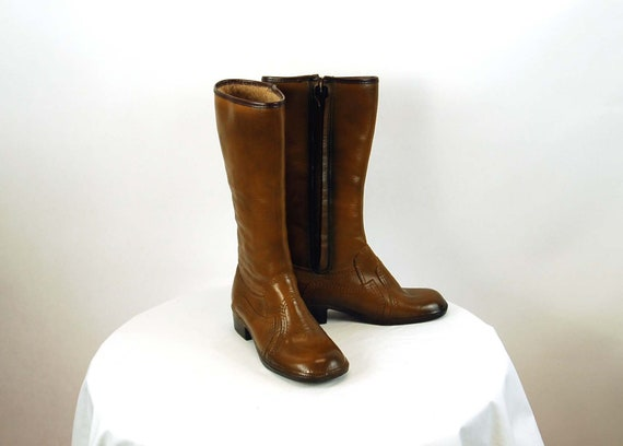 1970s boots rain boots waterproff winter boots Ked