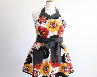 Plus Size Curvy Apron Sewing Pattern PDF Women's Full and Half - The LUSCIOUS LAYERS Curvy/Plus - #121 - Sizes Large thru 5XLarge (16-36)