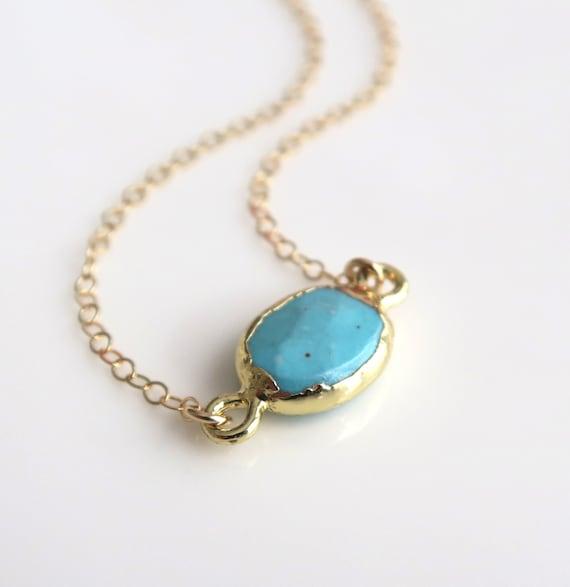 Damen-accessoires 4 Ketten Aus Kleinen Perlen In Weiss TÜrkis Dunkelblau Und Hellblau Niedriger Preis