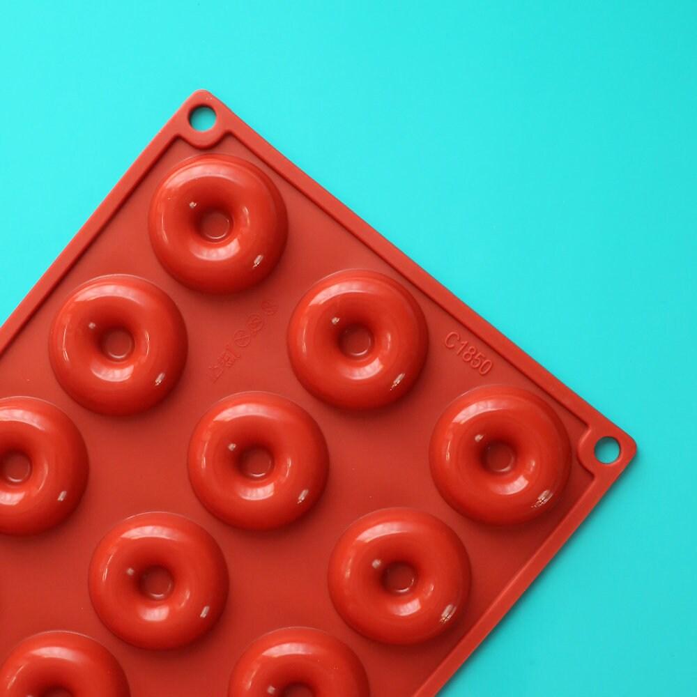 Mini Donut Mold Silicone Doughnut Mold Silicone Candy