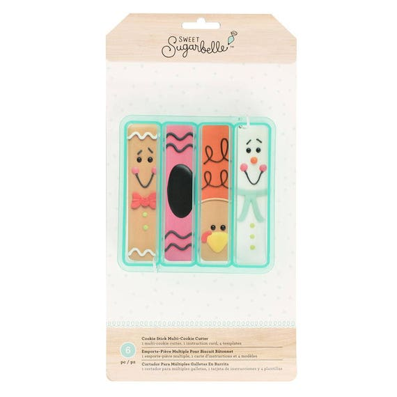 Rectangle Cookie Cutter By Sweet Sugarbelle Cookie Sticks Cookie Cutter Multi Rectangle Cookie Cutters