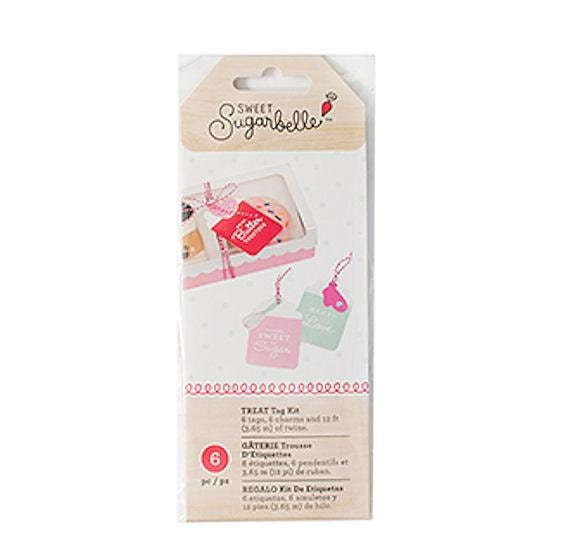 Baked With Love Gift Tags Sweet Sugarbelle Valentine S Etsy