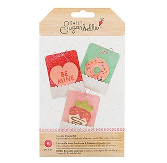 Valentine S Day Cookie Bags Sweet Sugarbelle Valentine S Cookie