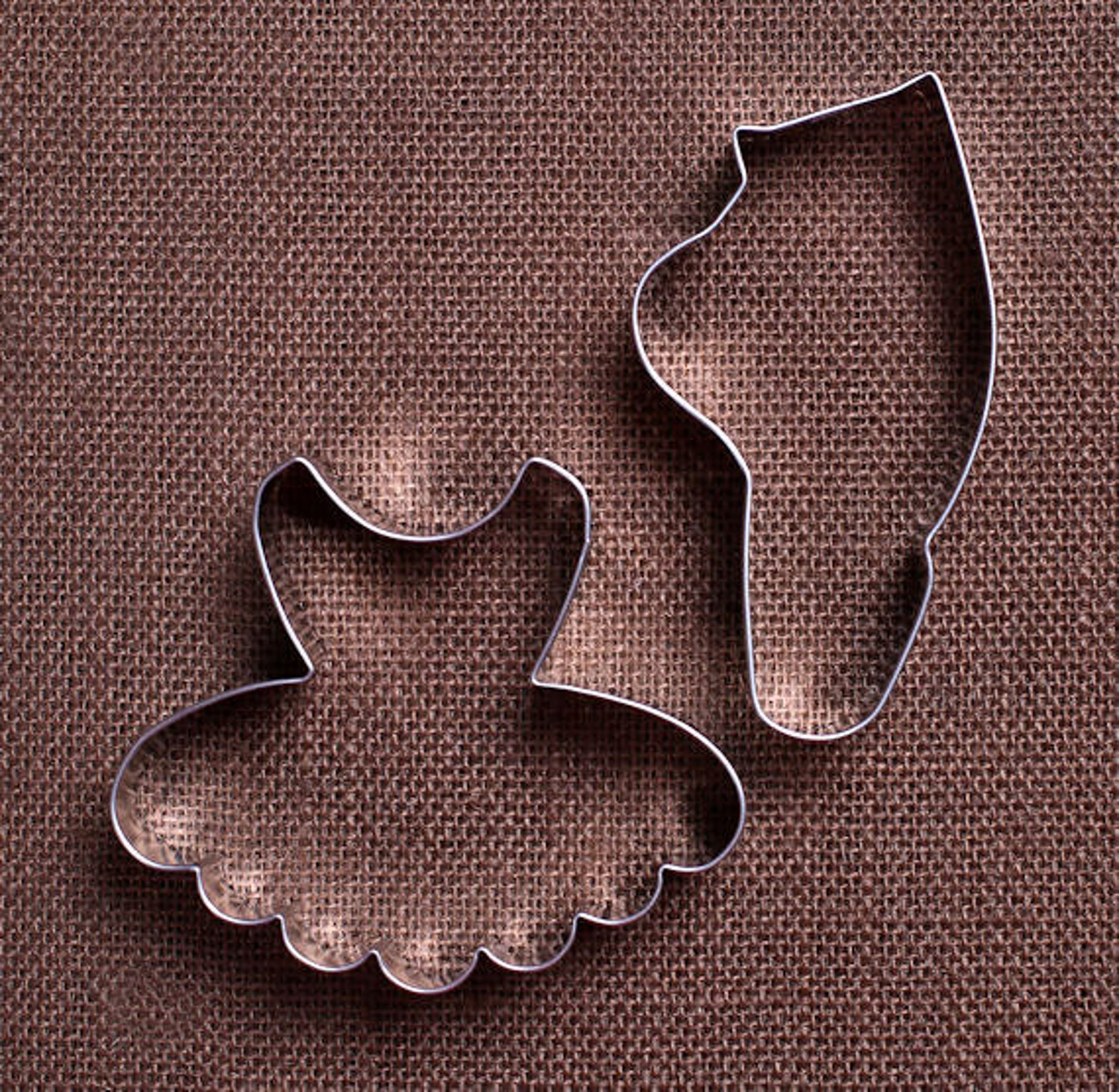 ballerina cookie cutter set, tutu cookie cutter, ballet shoe cookie cutter, ballet cookie cutters, sugar cookie cutters, biscuit
