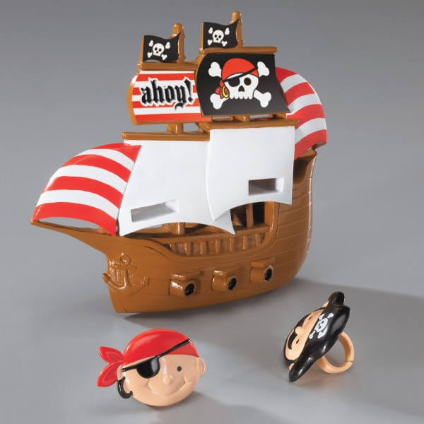 Pirate Cake Topper Pirate Ship Cake Topper Pirate Toppers ...