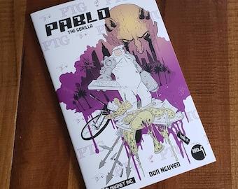 Pablo the Gorilla #1 Cover A