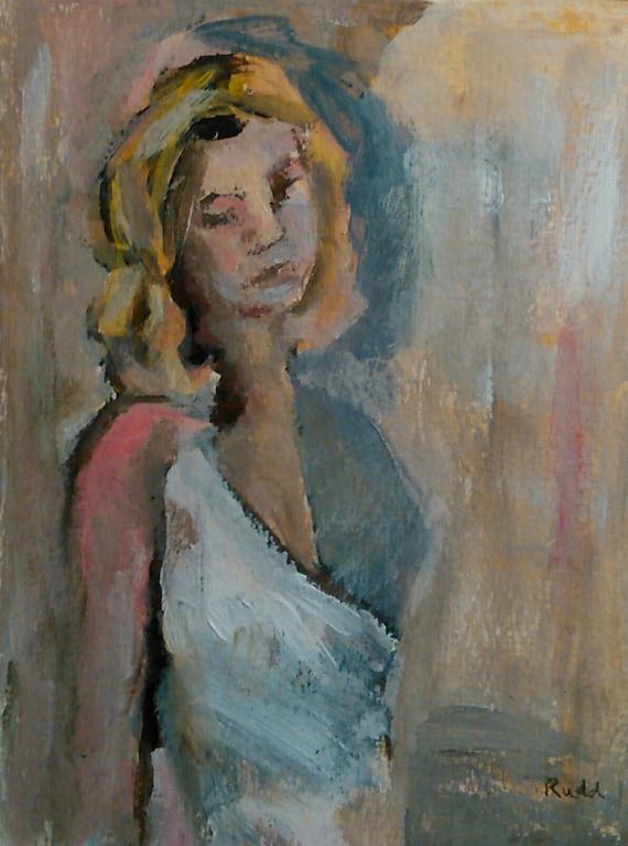 Window Girl #3