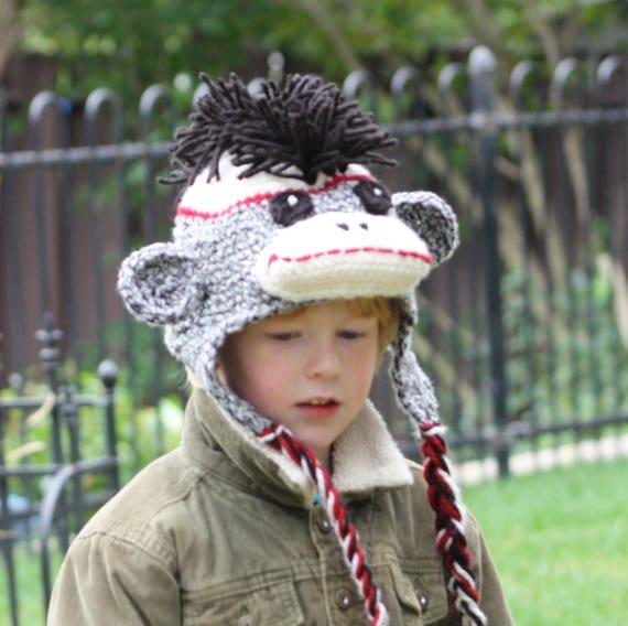 Free Crochet Pattern Free Crochet Hat Pattern Crochet Sock Etsy