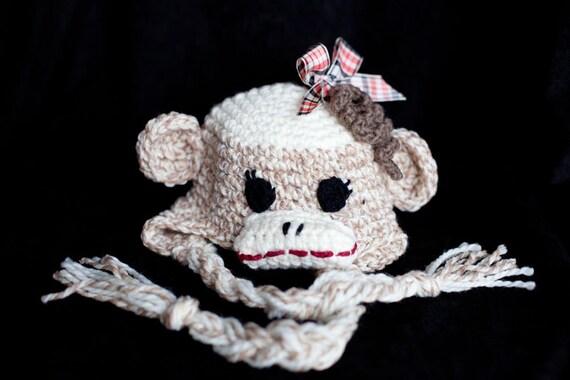 Free Crochet Pattern Crochet Hat Pattern Crochet Sock Etsy