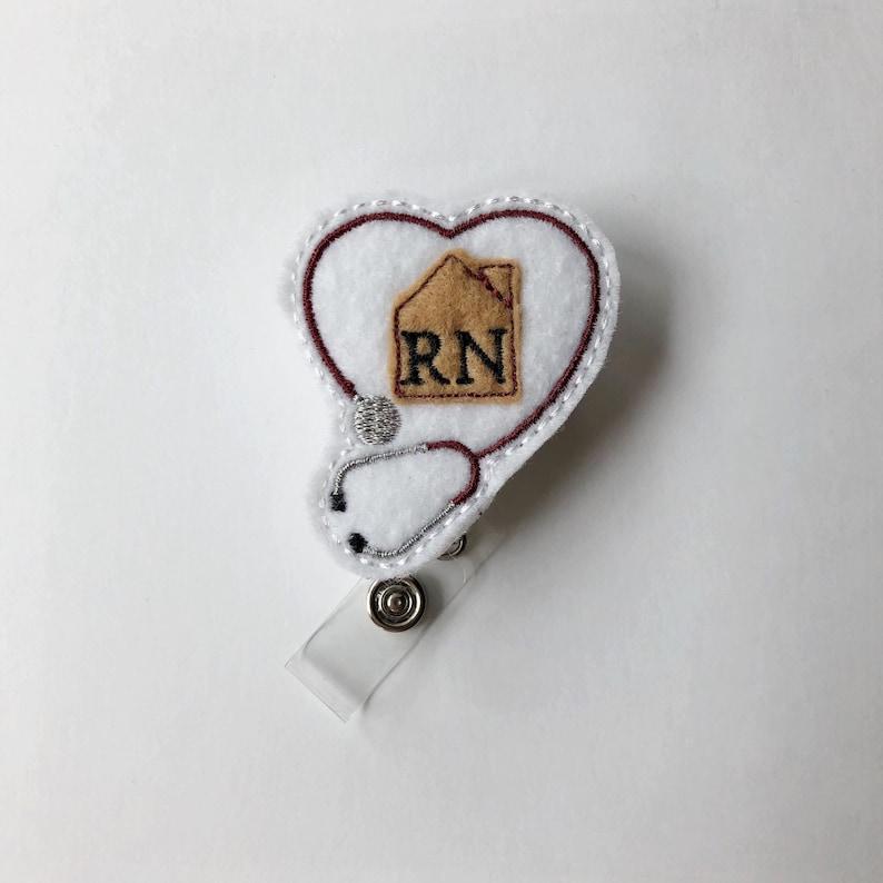 Terrific Nurse Badge Reel Home Health Nurse Home Health Nurse Badge Reel Retractable Badge Badge Clip Badge Reel Nurse T Rn Badge Reel Download Free Architecture Designs Scobabritishbridgeorg