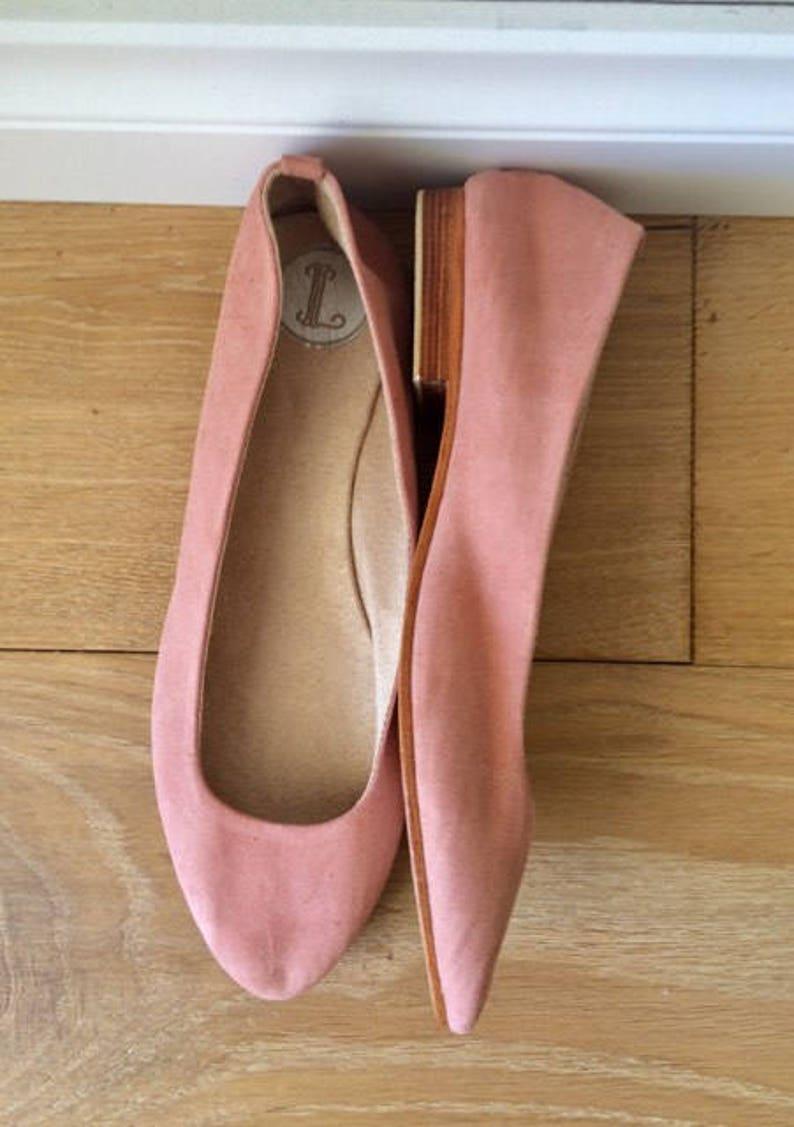 9d1f759acba683 Vivian. Fard à joues ballerines/Chaussures femmes/chaussures | Etsy