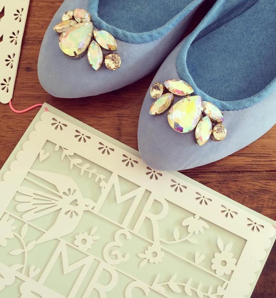 38- - SALE VIVIAN- Ballet Flats - 38- Suede Shoes - 38- Powder blue suede 38 on Sale only a978ed