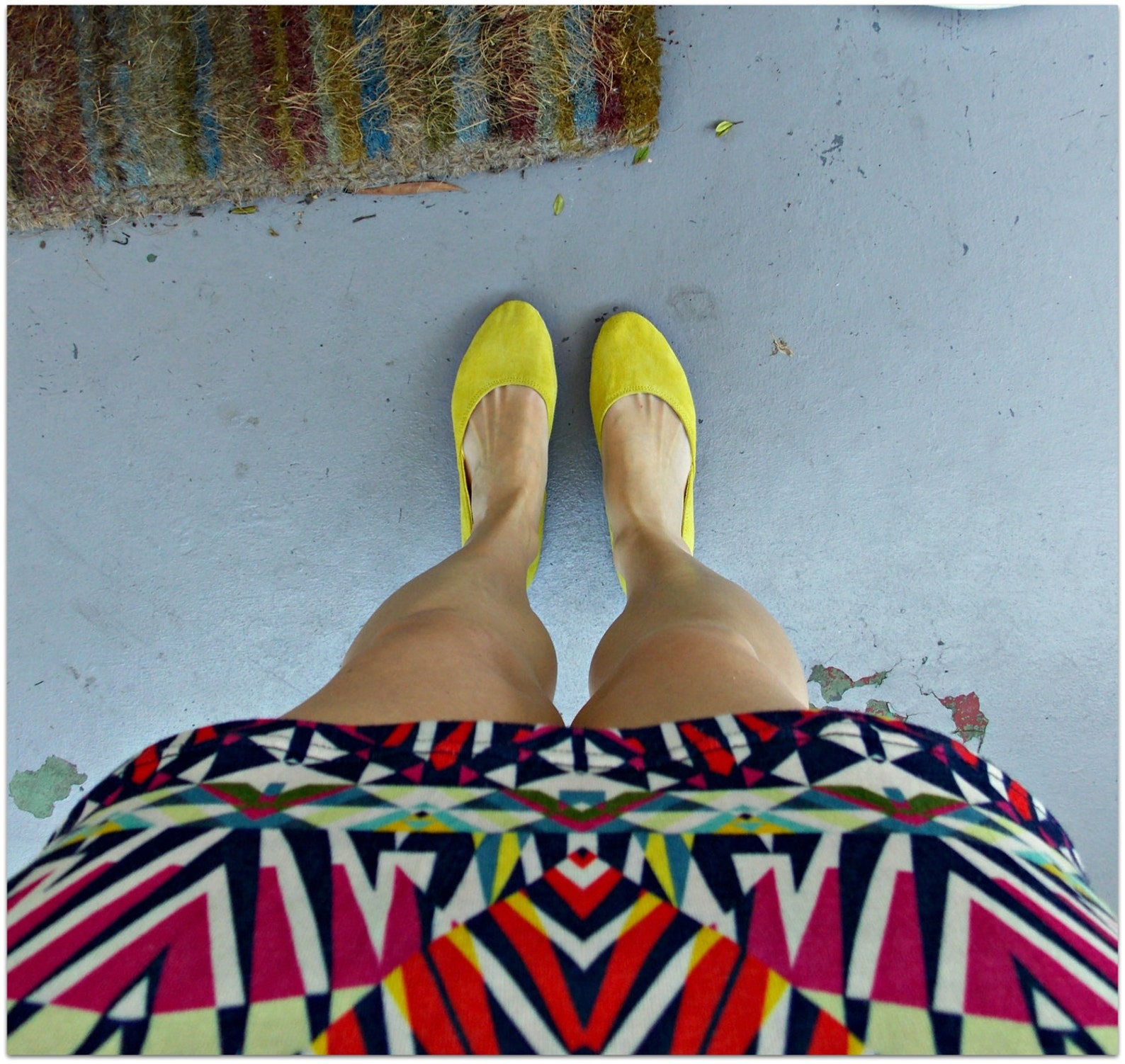 maya - yellow ballet flats/ women's shoes/ light yellow suede flats/ limited edition. available to custom order only!