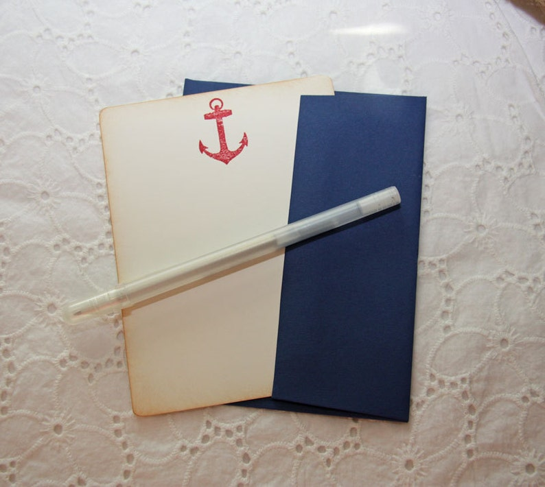 Gift for Him Masculine Stationery