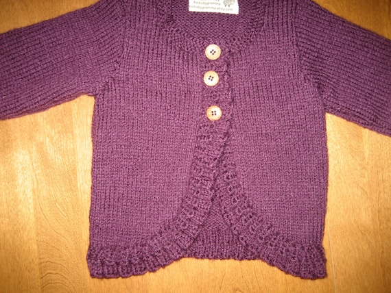 c81c3d06b Baby Sweater Sizes 6 Mth Toddler Sweater Size 2 Child Knit