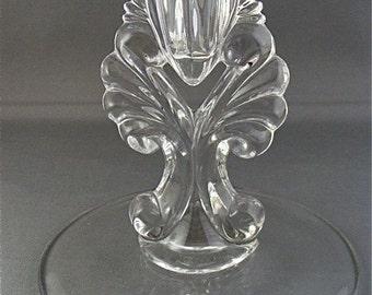 Vintage Fostoria Candle Holder