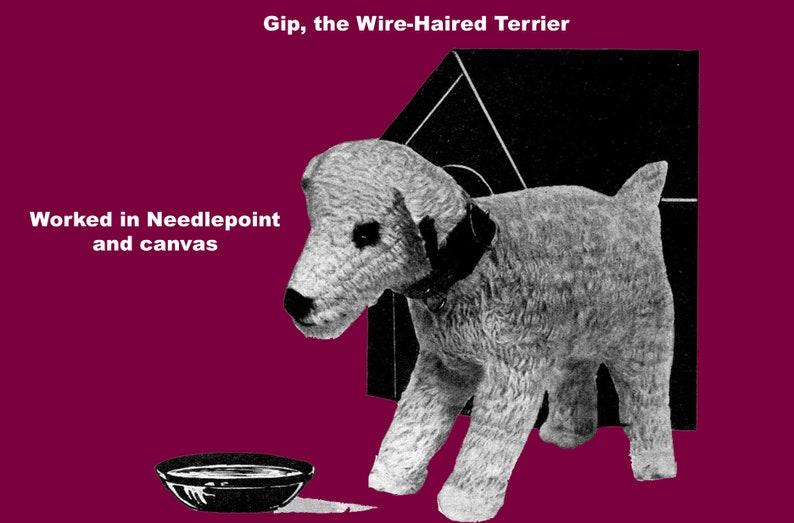 PDF E-Book Digital Download Weldon/'s 4D #21 c.1929 Pattern Book of Wool Toys in Knitting /& Crochet