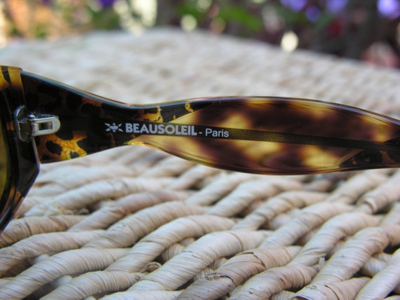 BEAUSOLEIL Sun Glasses, Eye Glasses, FRANCE - image 2