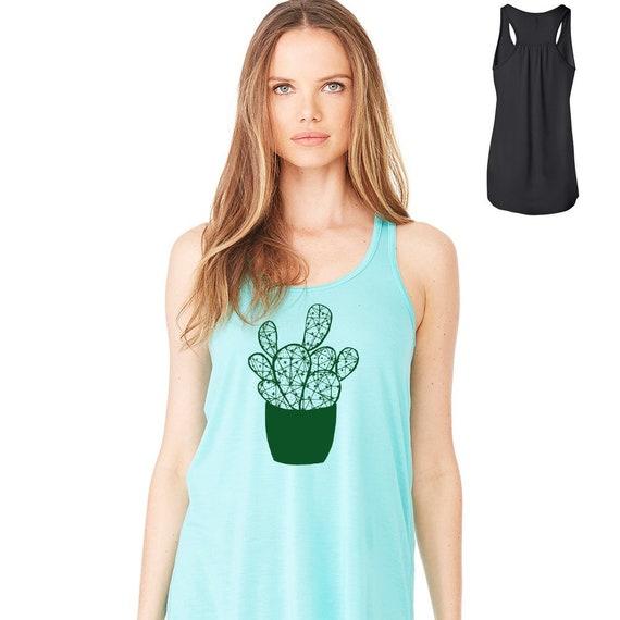 29a948ff485ac Cactus Shirt Potted Cactus Cactus Tank Top Shirts For