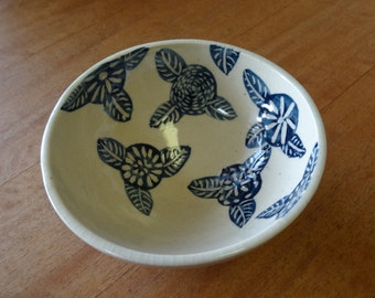 Made to order: Blue Flowers Breakfast Bowl
