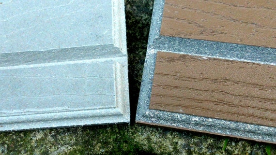 Display Base for 12x6 or 12x8 tile plaques- Weatherproof