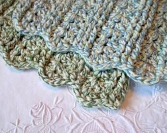 Cotton Washcloths Set of 2