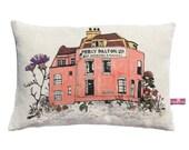 Percy Dalton - Old Fashioned Shop Cushion