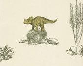 SAMPLES Dino Wallpaper