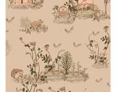 SAMPLES Woodlands Wallpaper