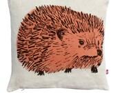 Hedgehog Junior Cushion - Pink