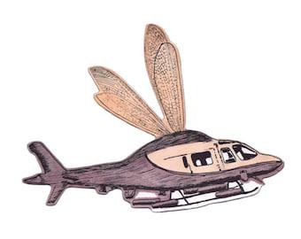 Flycopter - Big Magnet