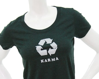 Karma - Soft Lightweight Slim Fit T Shirt
