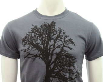 Tall Sizes T shirt | Oak tree | Men's classic T Shirt | Gift for him and her | Tree hugger | Tree of life