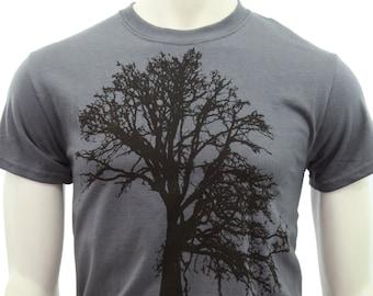 Oak tree | Men's classic T Shirt | Art by Matley | sizes Small to 5XL