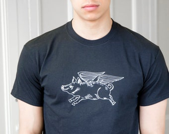 Flying Pig | Men's classic T Shirt