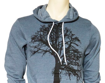 Oak Tree | Soft classic pullover hoodie | Unisex