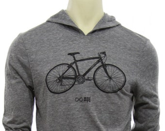 Bicycle - Infinite Bike MPG | Men's Lightweight soft organic cotton blend
