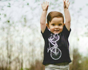 Bicycle | Children T'Shirts | Toddler and Youth sizes