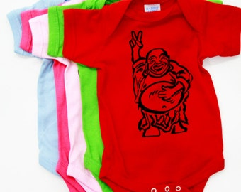 Buddha | Baby jumpsuit | Infant Bodysuits