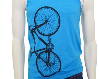 Bicycle | Unisex Lightweight Tank Top
