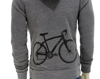 Bicycle | Full Zip Fleece Hoodie