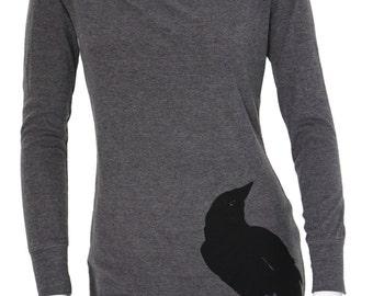 Crow | Sweater dress | Tunic | cocktail dress