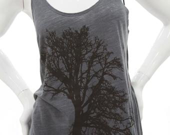 Oak tree | Women's relax fit tanktop