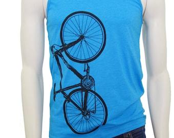 Bicycle | Unisex Lightweight Tank Top