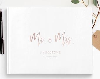 Wedding Poster Gold Foil Mr /& Mrs custom names wedding sign Australian made