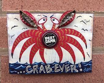 Best Damn Crab Ever ! Yummy !