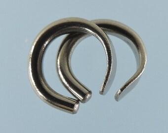 Gauge & Plug Earrings