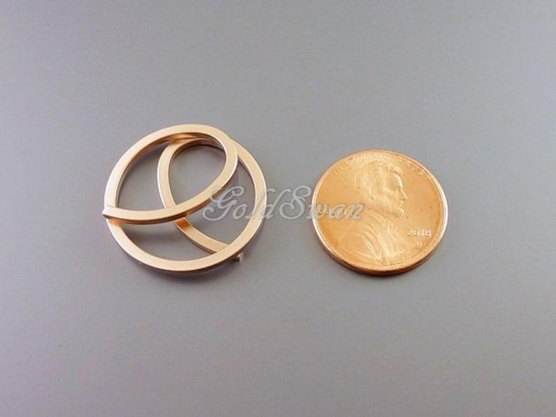 4pcs Matte Rose Gold Plated Brass Base Charms-Hummingbird 12x15mm 1659C-S-210