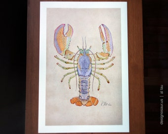 Maine Lobster (13x19)
