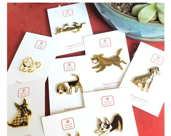 Special Offer - Choose 3 DOG PINS